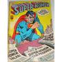 Super Homem 6 De 1985 Gibi Antigo Coleção Batman Dc Abril