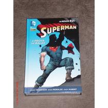 Superman - A Prova De Balas - Edição De Luxo Em Capa Dura