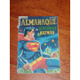 Almanaque De Superman E Batman 1955 - Ebal