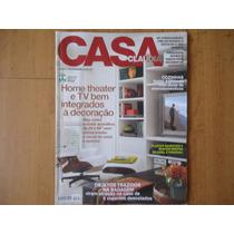 Casa Cláudia Ano 29 Número 1 Janeiro 2005 Home Theather