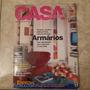 Revista Casa Claudia No.2/2002 Almofadas Pias Cubas Cozinha