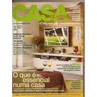 Revista Casa Claudia - O Que É Essencial Numa Casa