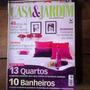 Revista Casa E Jardim - 13 Quartos