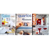 3 Casa Claudia Especiais Salas+quartos+cozinhas