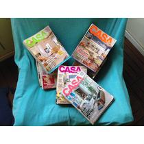 Lote 66 Revistas Casa Cláudia Edições 2000-2005 Imperdível