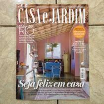 Revista Casa E Jardim 728 9/2015 Morar No Rio