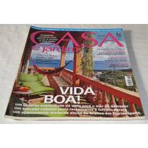Revista Casa E Jardim Jan. 2005 N.600 -re