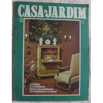 Revista Casa & Jardim - Março De 1970 - Rara!!!