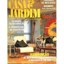 Revista Casa & Jardim 463 - Ago/1993