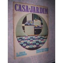 Revista Casa E Jardim De 1973 N 219