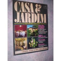 Revista Casa E Jardim De 1986 N 376