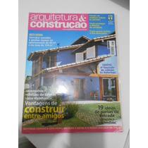 Revista Arquitetura E Construção Nov/2001
