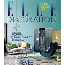 Elle Decoration Francesa-ed.jun\2014-excelente Estado