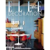 Elle Decoration Francesa-ed.abril\2015-otimo Estado
