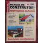 Revista Do Construtor - Construção - Projetos