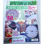 Revista: Arte Com As Mãos Mosaicos Nº 3 - 50 Ideias