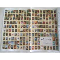 Coleção Completa National Geographic Brasil -15 Anos-188 Nºs