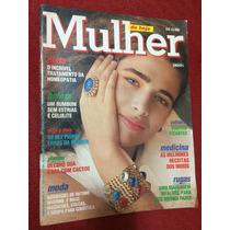 Revista Mulher D Hoje 86 Claudia Raia Estrela Moda Culinária