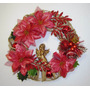 Decoração De Natal - Guirlanda - Artesanato - Presente