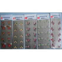 Adesivos Artesanais 8 Cartelas Com 80 Decalques Frete Gratis