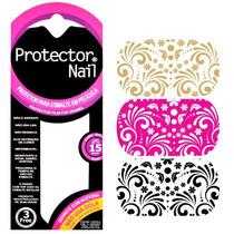 Protector Nail Película Protetora Para Esmalte - Estampa 09
