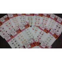 Adesivos Artesanais P/unhas Kit 30 Cartelas