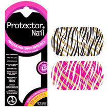 Protector Nail Película Protetora Para Esmalte - Estampa 49