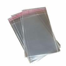 Saquinhos Adesivo Para Adesivo De Unha 6x9 Cm 100 Unidades