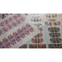 Películas De Unhas - Impressas - 70 Cartelas