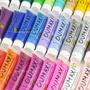 30 Cores De Tinta Acrilica 3d Para Decoração Unhas