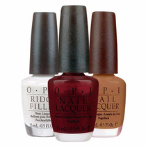 Opi Jacques Filler In Moscow Kit 3 Produtos