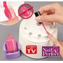 Nail Perfect - Aparelho Para Pintar As Unhas Facil E Pratico