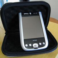 Pocket Pc Dell Axim X50 Pda Palmtop