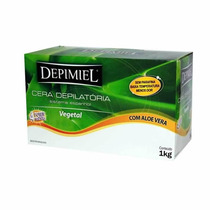 Cera Vegetal 1 Kg - Depimiel - Sistema Espanhol