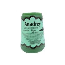 Cera Depilatória Algas Anadrey 400g