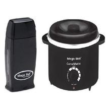 Kit Aquecedor De Cera Roll-on + Panela Termocera P/depilação