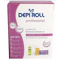 Super Kit P Depilação Profissional Depi Roll