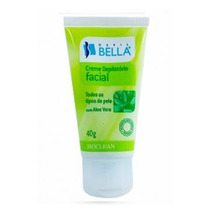 Creme Depilatorio Depil Bella Facial 40g. Aloe Vera