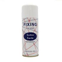 Hair Spray Fixing Fixação Extra Forte 250 Ml