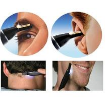 Depilador Portátil Facial E Íntimo Unissex Design Ultra Fino