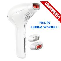 Lançamento 2014! Philips Lumea Sc2008/11 Corpo E Rosto!