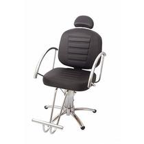 Cadeira Turquesa/leticia Para Salão De Beleza/ Cabeleireiro