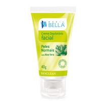 Depil Bella Creme Depilatório Facial Aloe Vera 40g Depil-