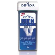 Depi Roll Men Refil Cera Roll-on 100gr