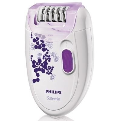 Depilador Philips Satinelle Hp-6401 - Bivolt