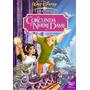O Corcunda De Notre Dame Dvd Novo Original Lacrado Disney