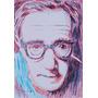 Desenho Técnica Mista - Woody Allen - Tiago Sinhor