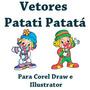 Vetores Patati Patatá Para Corel Draw