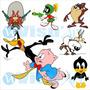 Vetores Infantil Warner Bros Para Convites,estampas,plotagem
