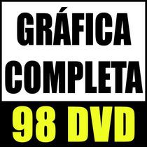 Gráfica Completa Vol.1 Vetores Imagens Corel Photoshop Arte
